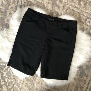 Spacegirlz Black Dress Shorts